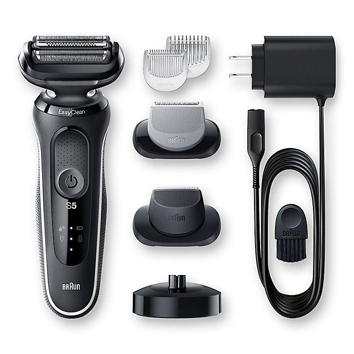 Alternate image 1 for Braun Series 5 5050cs Electric Shaver