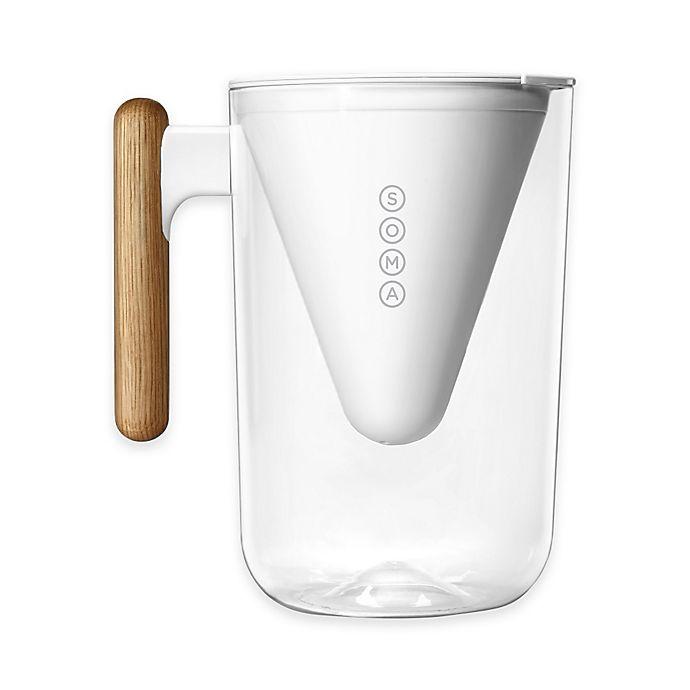Alternate image 1 for Soma Water Filtration Pitcher