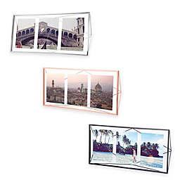 Umbra® Prisma 3-Opening Picture Frame
