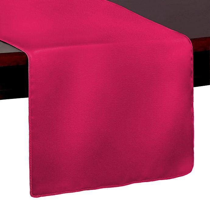 Alternate image 1 for Duchess 54-Inch Table Runner in Cerise