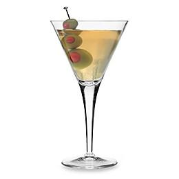 Luigi Bormioli Michelangelo Masterpiece Sparks Martini Glasses (Set of 4)