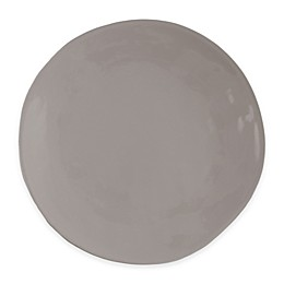 Artisanal Kitchen Supply® Curve Dinner Plate in Grey