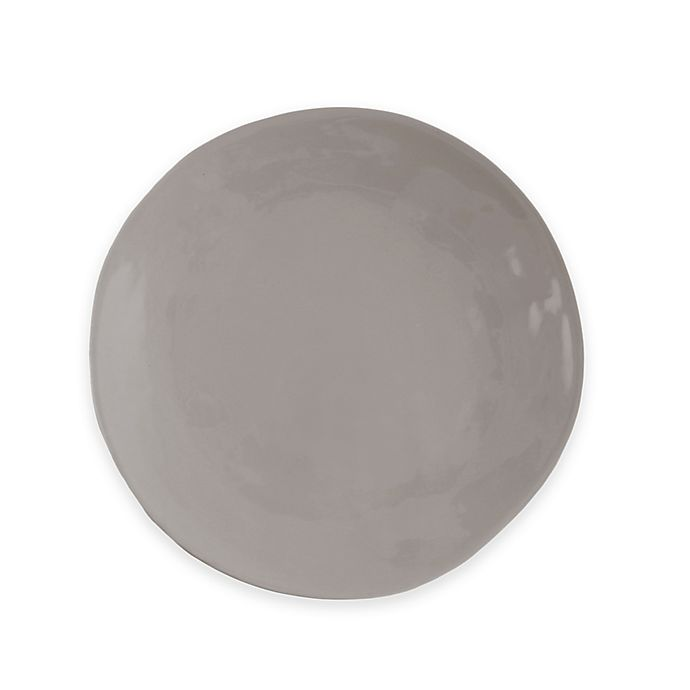 Alternate image 1 for Artisanal Kitchen Supply® Curve Salad Plate in Grey