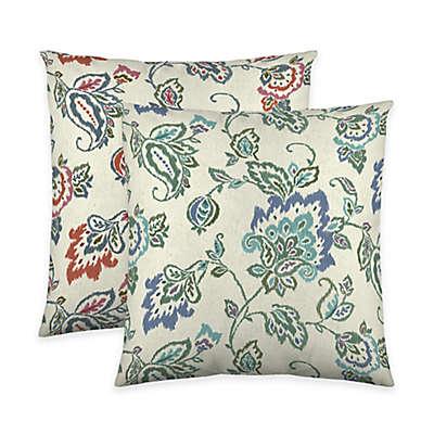 Colorfly™ Dharma Throw Pillow (Set of 2)