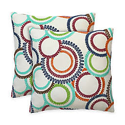 Colorfly™ Jude Carnival Throw Pillow (Set of 2)
