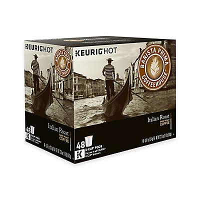 Keurig® K-Cup® Pack 48-Count Barista Prima® Italian Roast Coffee Value Pack