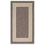 Classic Border 1-Foot 8-Inch x 2-Foot 10-Inch Accent Rug in Mushroom