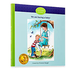 "Your Buddy Boodles™ ""We are having a baby!"" Book by Christine Burger"