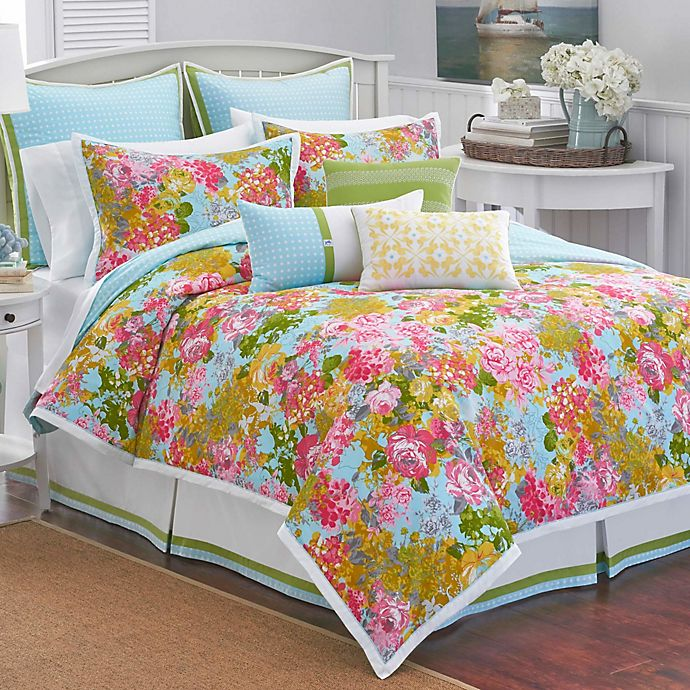 Alternate image 1 for Southern Tide® Chloe Reversible Comforter Set