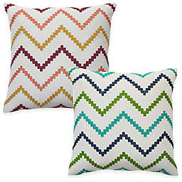 Colorfly™ Wren Throw Pillow (Set of 2)