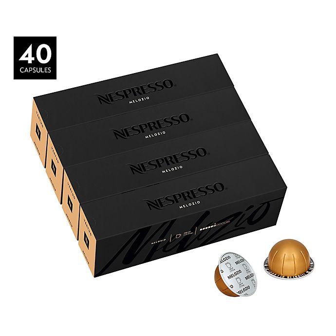 Alternate image 1 for Nespresso® VertuoLine 40-Count Melozio Coffee Capsules