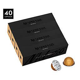 Nespresso® VertuoLine 40-Count Melozio Coffee Capsules
