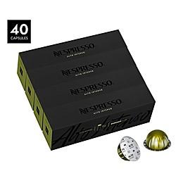 Nespresso® VertuoLine 40-Count Alto Intenso Coffee Capsules