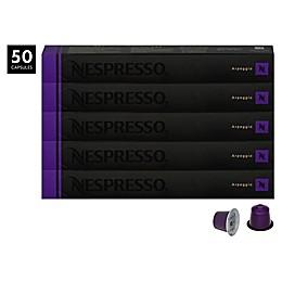 Nespresso® OriginalLine 50-Count Arpeggio Espresso Capsules