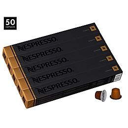Nespresso® OriginalLine 50-Count Livanto Espresso Capsules