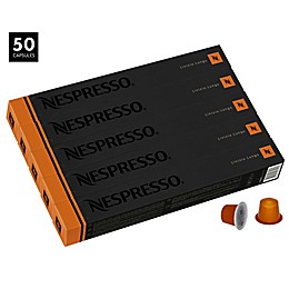 Nespresso® OriginalLine Linizio Lungo Espresso Capsules 50-Count