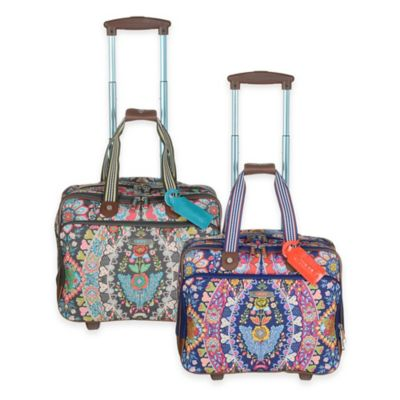 Oilily 174 Travel Rolling Office Bag Bed Bath Amp Beyond