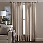 Wamsutta® Sheer 84-Inch Window Curtain Panel in Linen