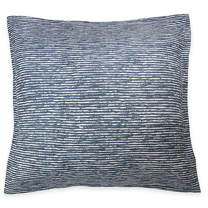 Alternate image 1 for KAS ROOM South Hampton European Pillow Sham in Blue