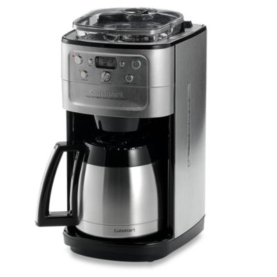 Cuisinart Grind Brew Thermal 12 Cup Automatic Coffee Maker On Bed Bath Beyond Canada Accuweather Shop
