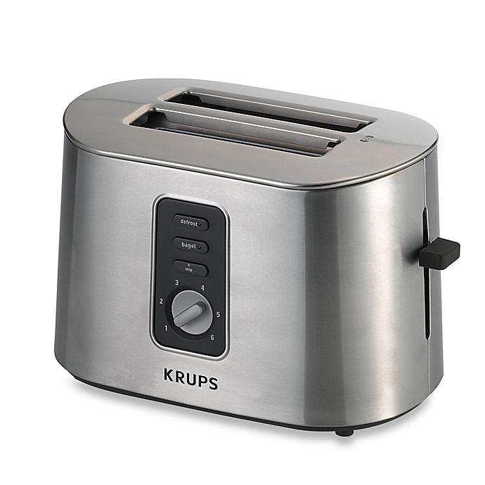 Krups 2 Slice Toaster Bed Bath Beyond