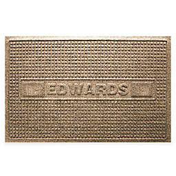 Weather Guard™ Squares 23-Inch x 36-Inch Door Mat in Camel