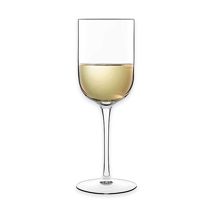Alternate image 1 for Luigi Bormioli Sublime SON.hyx White Wine Glasses (Set of 4)