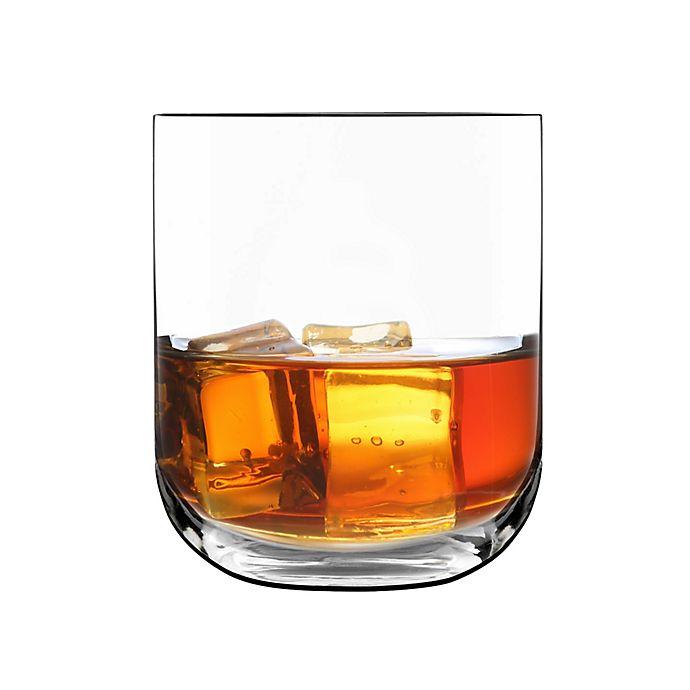 Alternate image 1 for Luigi Bormioli Sublime SON.hyx Double Old Fashioned Glasses (Set of 4)