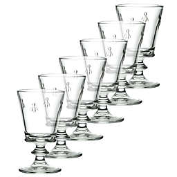 La Rochere Bee Wine Glasses (Set of 6)