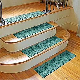 Weather Guard™ Dogwood Leaf Stair Treads (Set of 2)