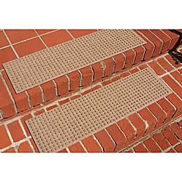 Weather Guard™ Squares Stair Treads (Set of 2)