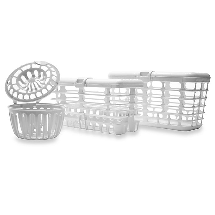 Alternate image 1 for Infant and Toddler Dishwasher Basket Combo Pack by Prince Lionheart®