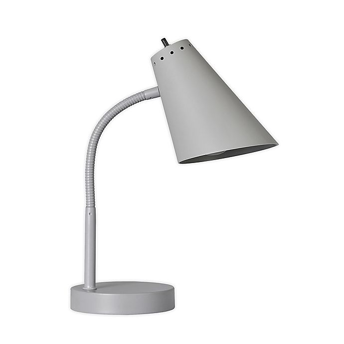 Alternate image 1 for SALT™ Desk Lamp in Grey