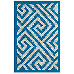 Fab Habitat Broadway Cotton Rug