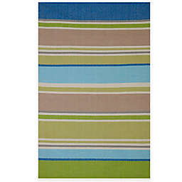 Fab Habitat Hope 2-Foot x 3-Foot Accent Rug in Multicolor