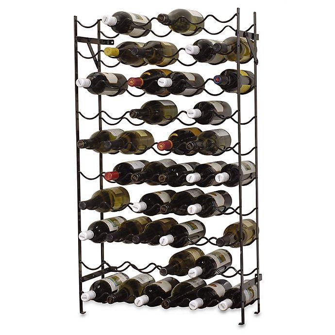 Oenophilia Alexander 60 Bottle Cellar Rack Bed Bath Beyond