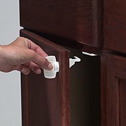KidCo® Adhesive Mount Magnet Lock System