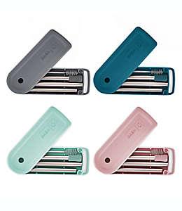 Popote magnético plegable Dash® color variable