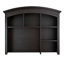 Baby Appleseed® Chelmsford Hutch and Bookcase in Espresso