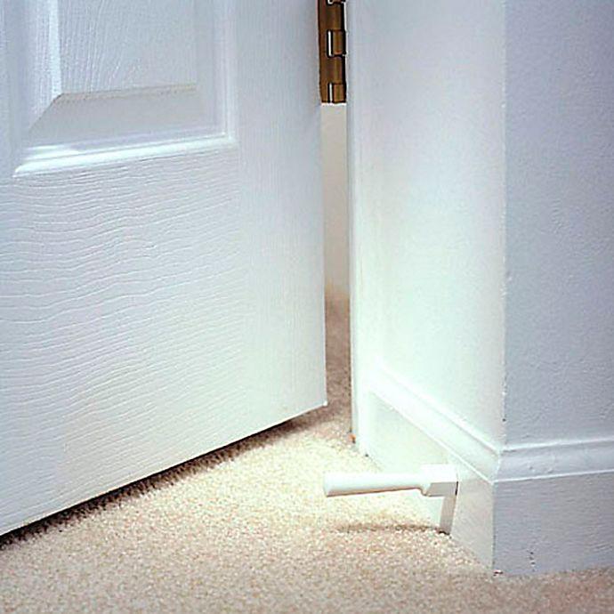 Alternate image 1 for KidCo® White Soft Jamb™ Door Stop