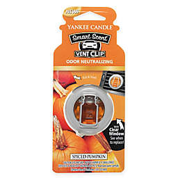 Yankee Candle® Smart Scent™ Spiced Pumpkin Vent Clip