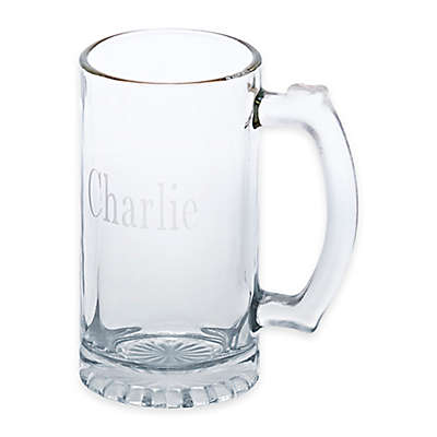 16 oz. Glass Pint Tankard