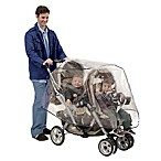 Nuby™ Tandem Stroller Weather Shield