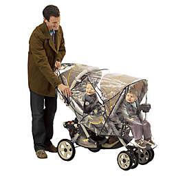 Nuby™ Deluxe Tandem Stroller Weather Shield