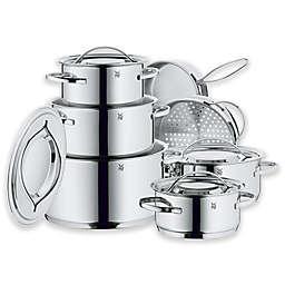 WMF Gala II Stainless Steel 12-Piece Cookware Set