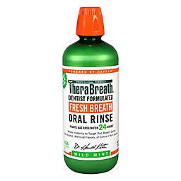 TheraBreath® 33.8 oz. Oral Rinse in Mild Mint