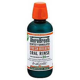 TheraBreath™ 16 oz. Fresh Breath Oral Rinse in Rainforest Mint