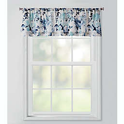 Bee & Willow Home™ Vintage Rose Window Valance in Blue