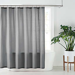Nestwell™ Solid Hemp Shower Curtain