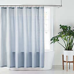Nestwell™ Solid Hemp Shower Curtain